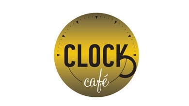 Clock Cafe Logo