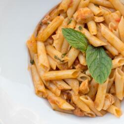 Salut Bar And Grill Penne Pasta
