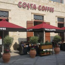 Costa Coffee In Limassol Castle
