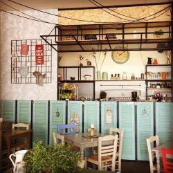Bakery Kafeneio Indoors