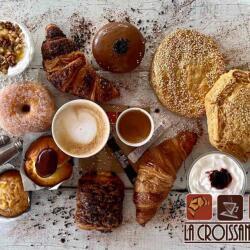 La Croissanterie For Breakfast And Coffee