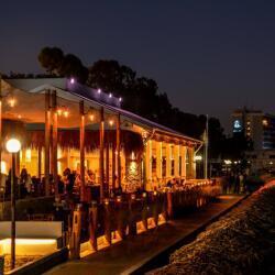 La Isla By Night In Limassol
