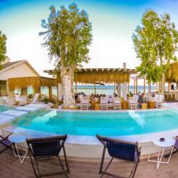 La Isla Resto Beach Bars Pool In Limassol