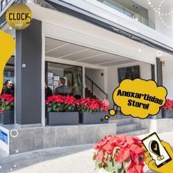 Clock Caf Anexartisias Limassol