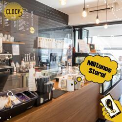 Clock Caf Miltonos In Limassol