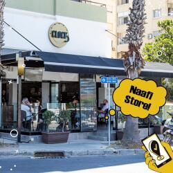 Clock Cafe Naafi Limassol