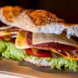 Kennedys Cafe Sandwiches